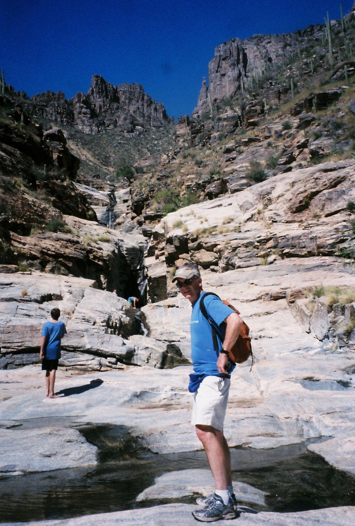 tucson seven falls