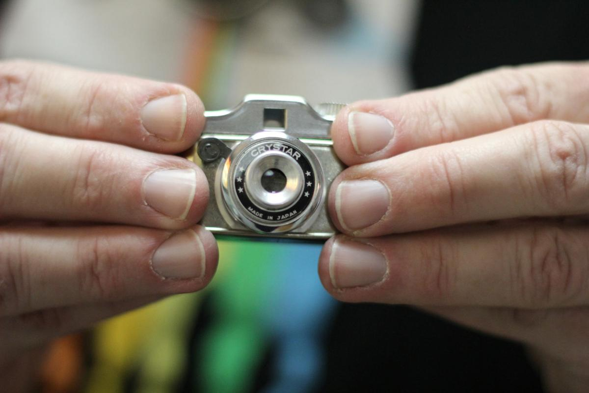Focusing on memories: Arizona Camera Museum opens in the Market of Dreams