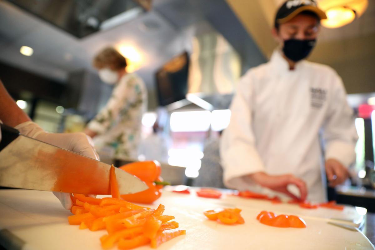 NAU Students Rally to Help Food Kitchen