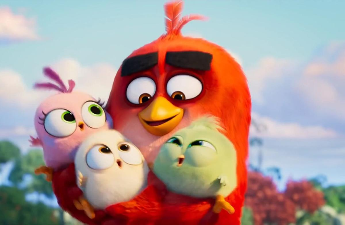 The Angry Birds Movie 2 Is Still Cuckoo But Complex Ideas