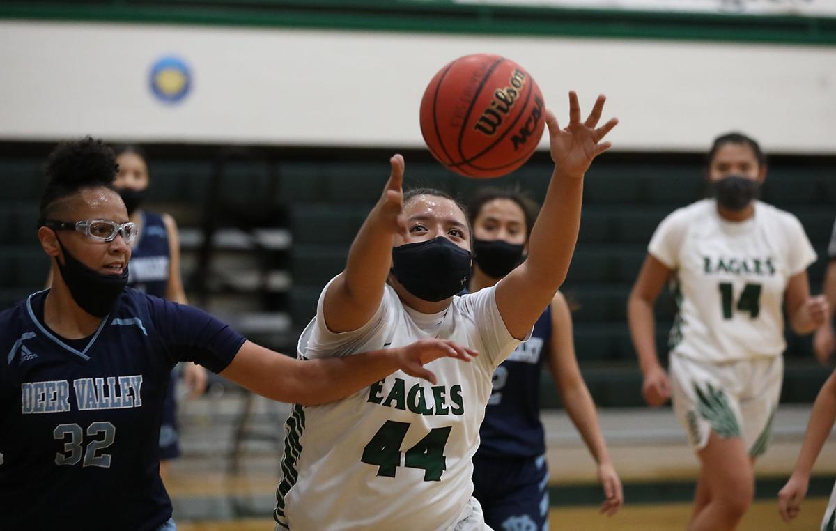 Flagstaff Girls Basketball Versus Deer Valley