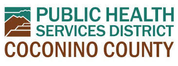 Public Health Services District Coconino County logo