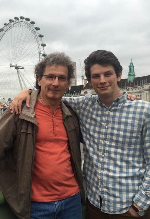Steven and Benjamin Ostrowski