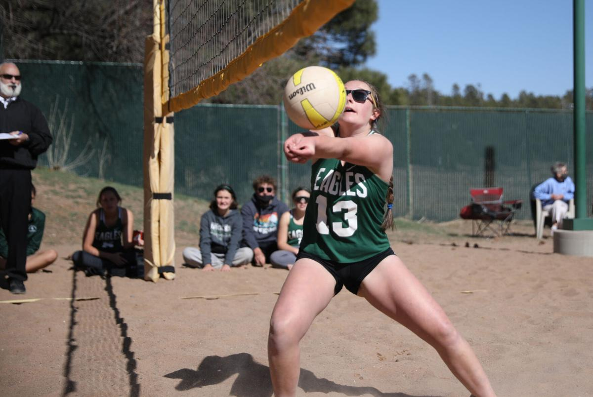 Flagstaff Eagles Beach Volleyball