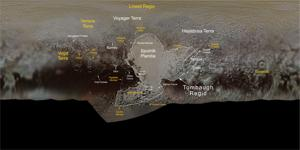 View from Mars Hill: Lowell honored with new Pluto feature name