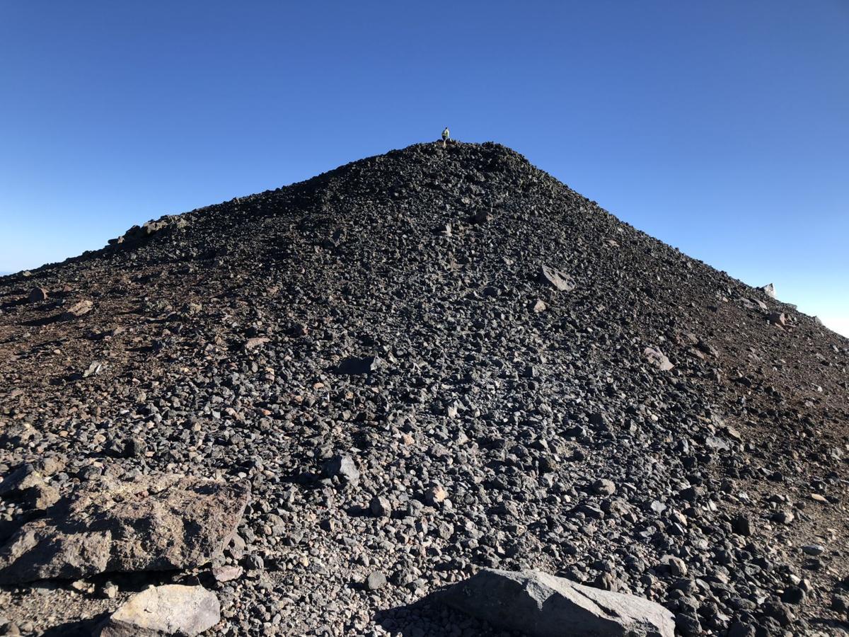 hump final climb
