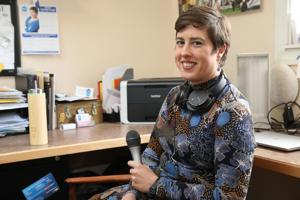 Flagstaff local genetically matched twice for marrow donation