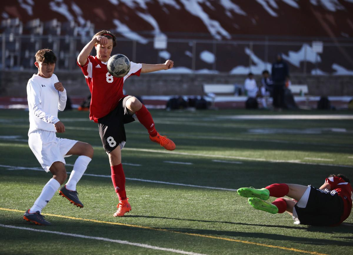 Coconino High Shadow Mountain High Soccer