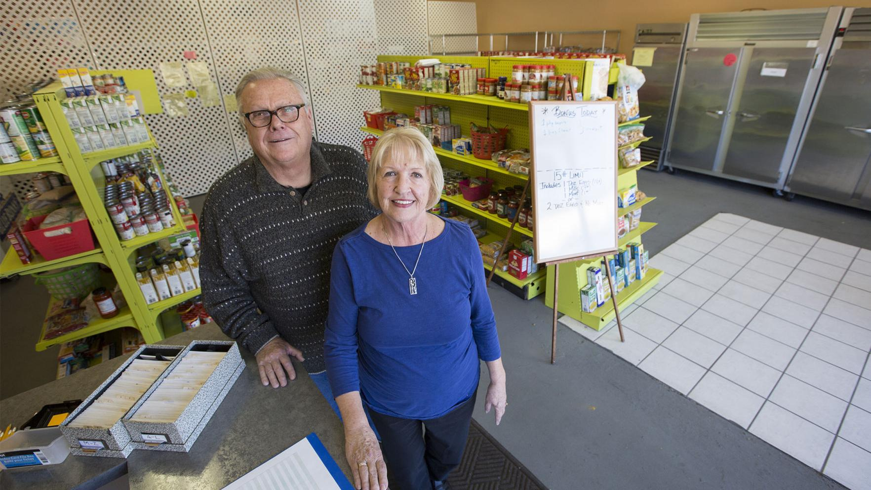 Momentum builds at People's Pantry in Flagstaff