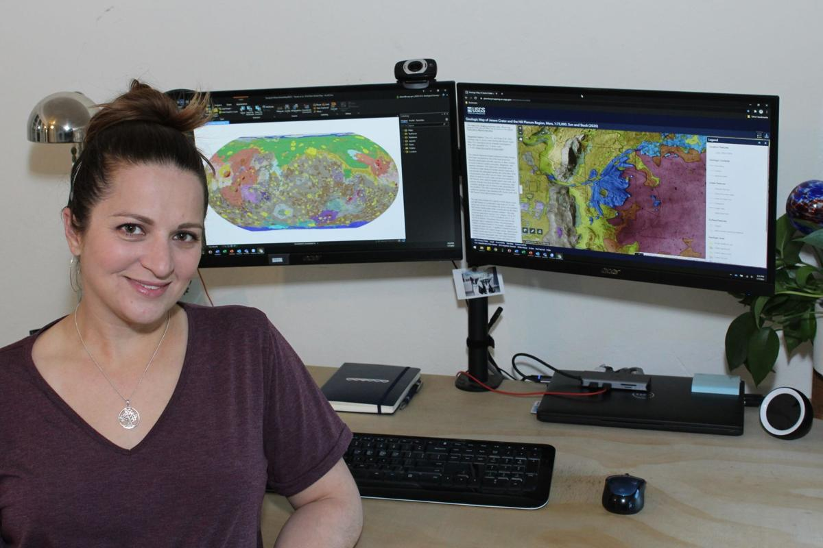 Sarah Black, USGS Astrogeology Science Center