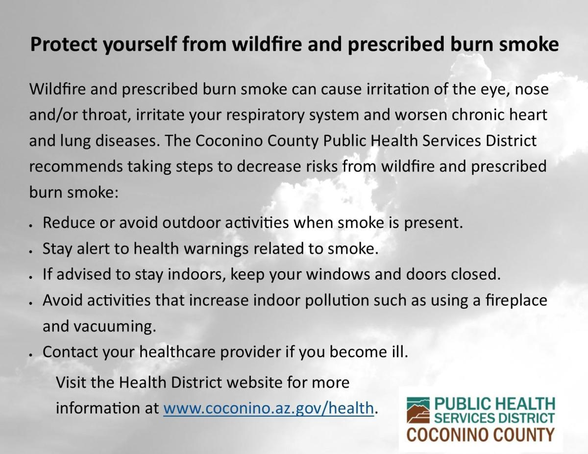 Protect from wildfire