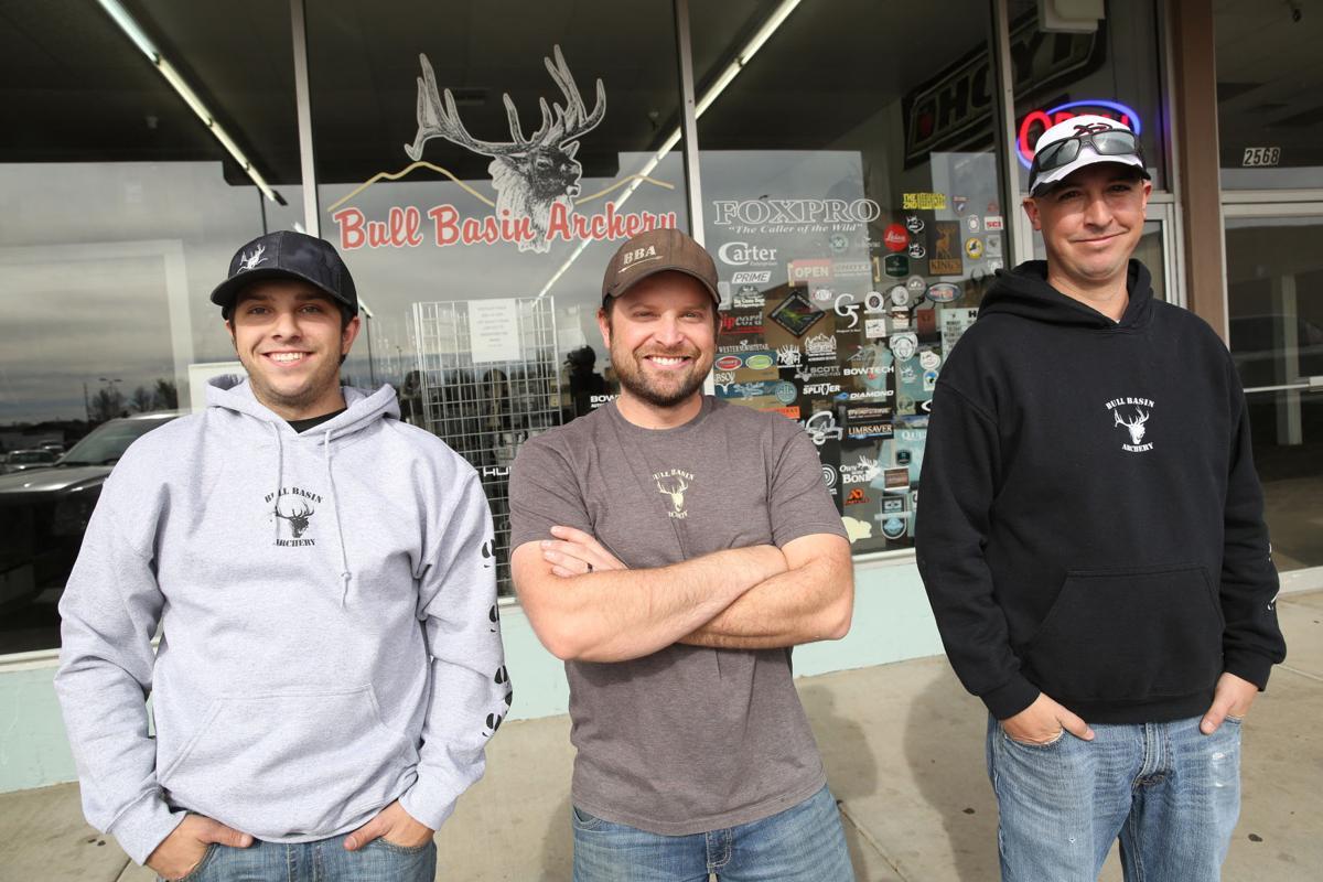 Bull Basin team
