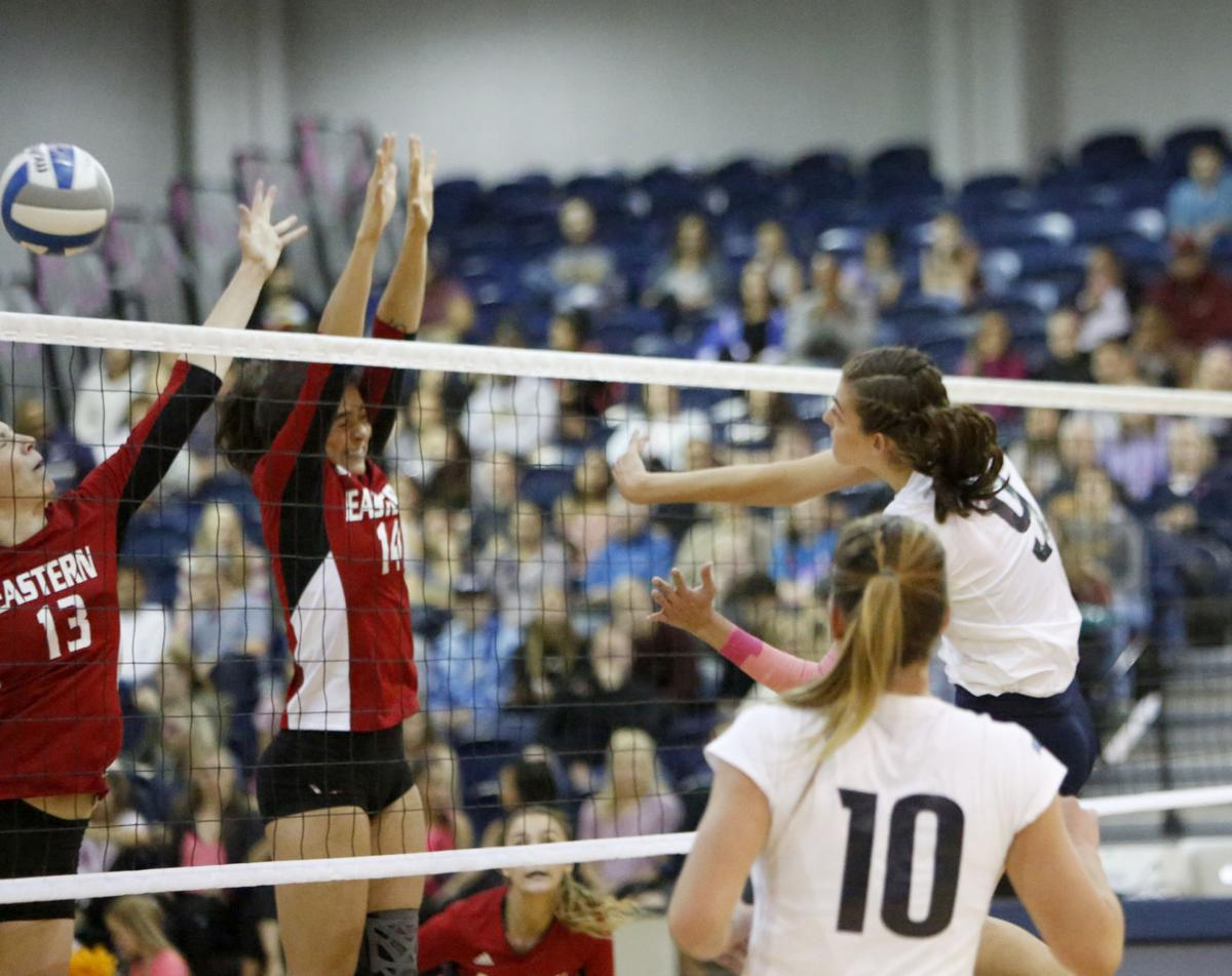NAU Eastern Washington Volleyball (copy)