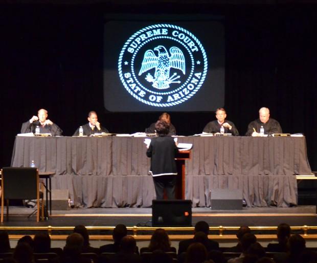 AZ Supreme Court Declines Case On University Tuition | KJZZ  |Arizona State Supreme Court