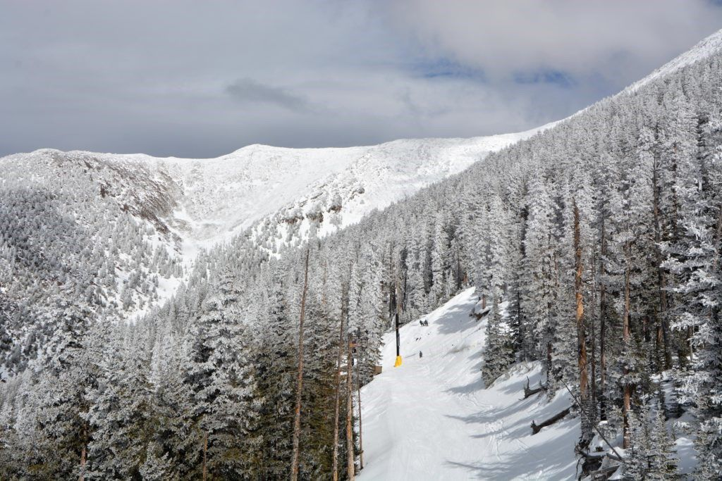 Snowbowl's latest snowfall made for excellent conditions.
