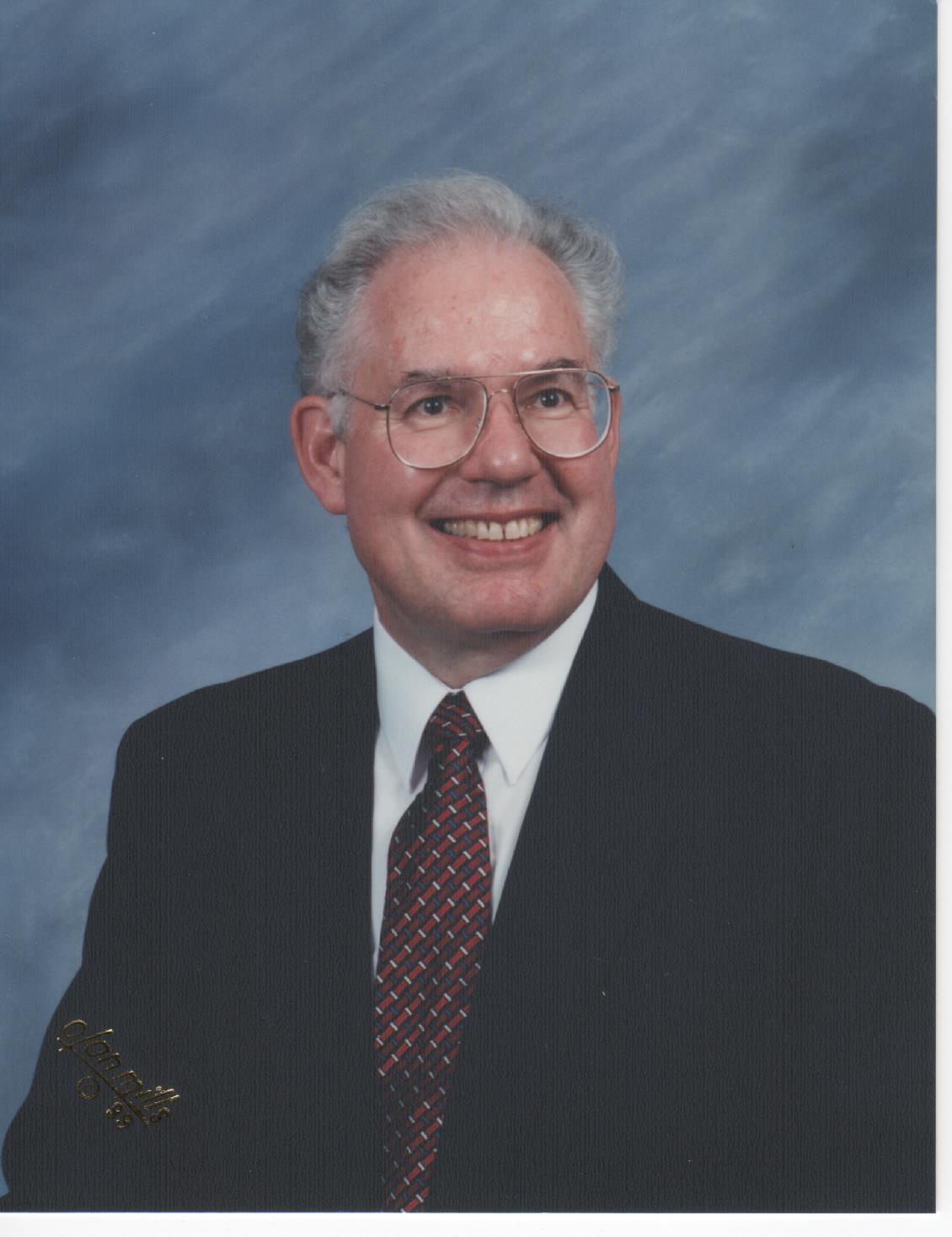 Rev. Charles J. Cederholm