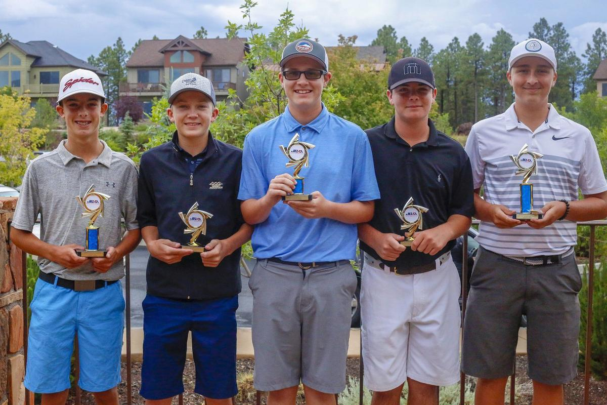 Coleden Mercer Northern AZ Jr Championship