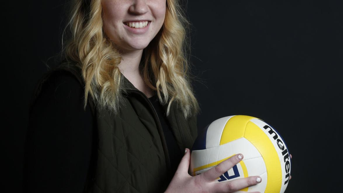 Flagstaff's Brain selected as Daily Sun's volleyball athlete of the year