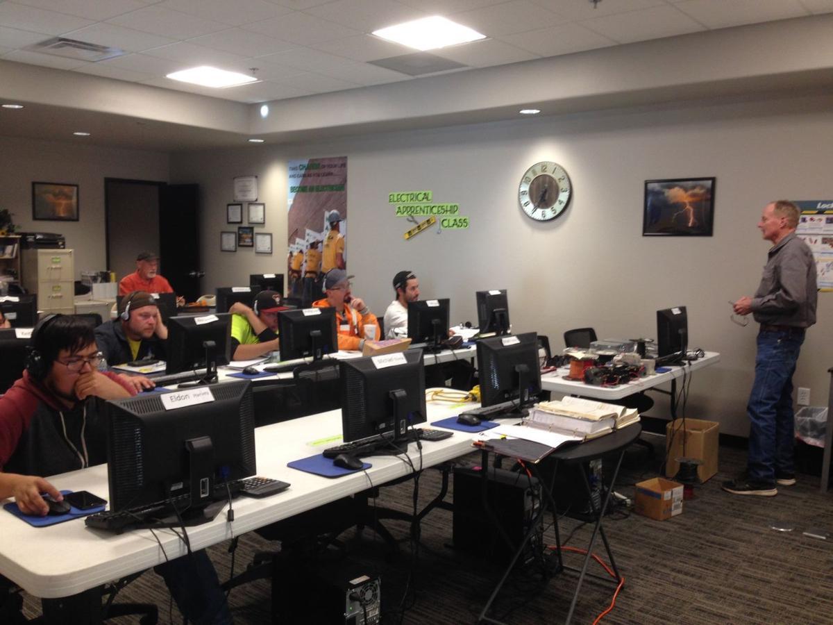 Northern Arizona Electrical Contractors' Association apprenticeship program