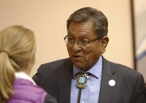 Navajo presidential race draws several candidates so far