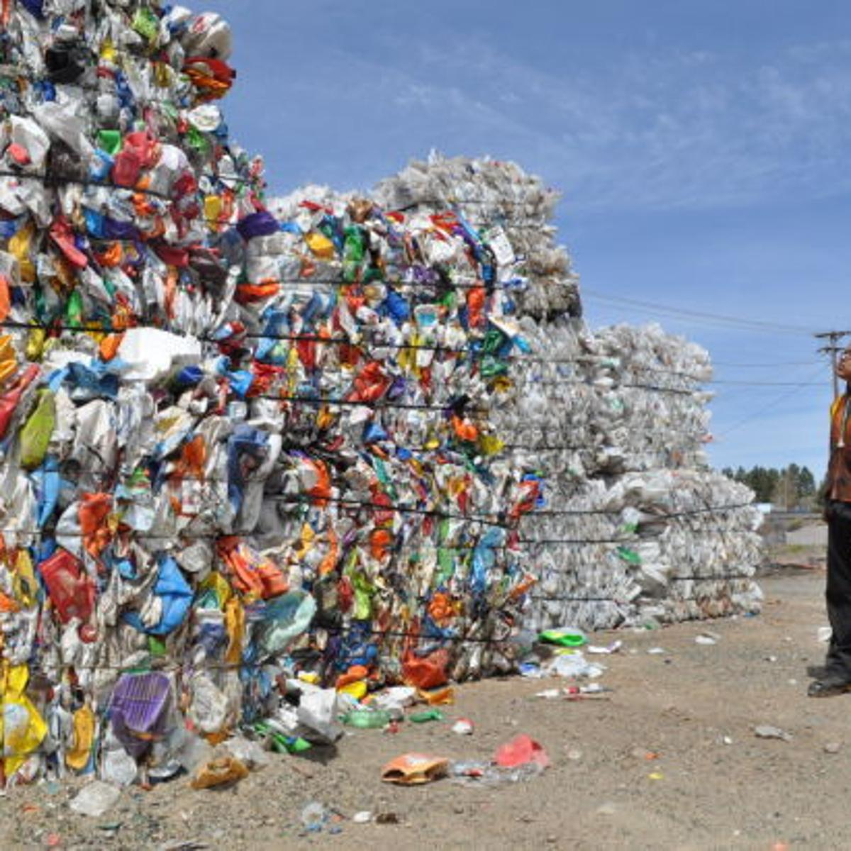 China crackdown undermines Flagstaff plastic recycling | Local