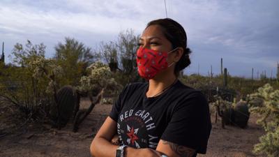 Navajo Women Run