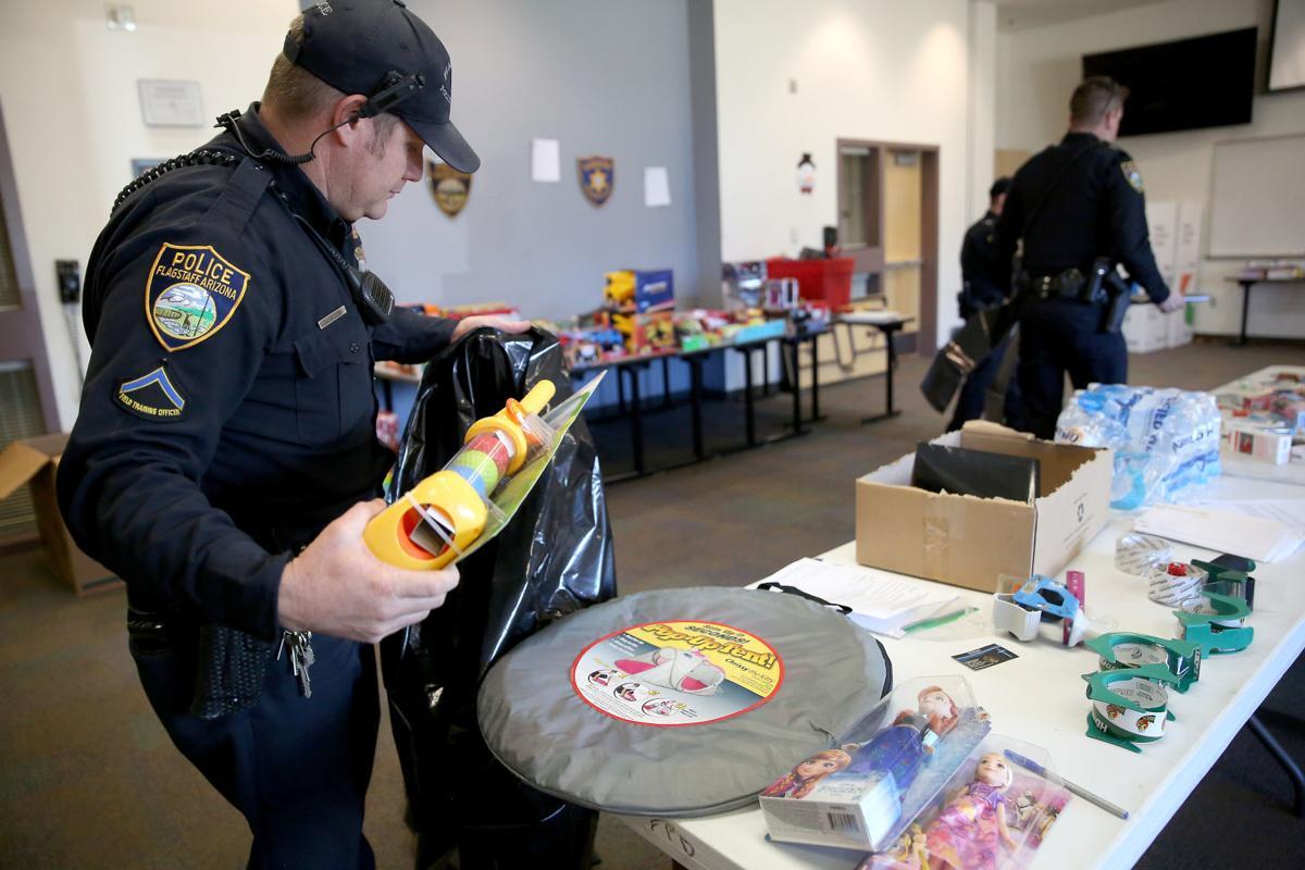 Law Enforcement Toy Drive