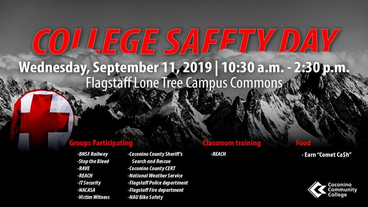 09.11.19 CCC College Safety Day