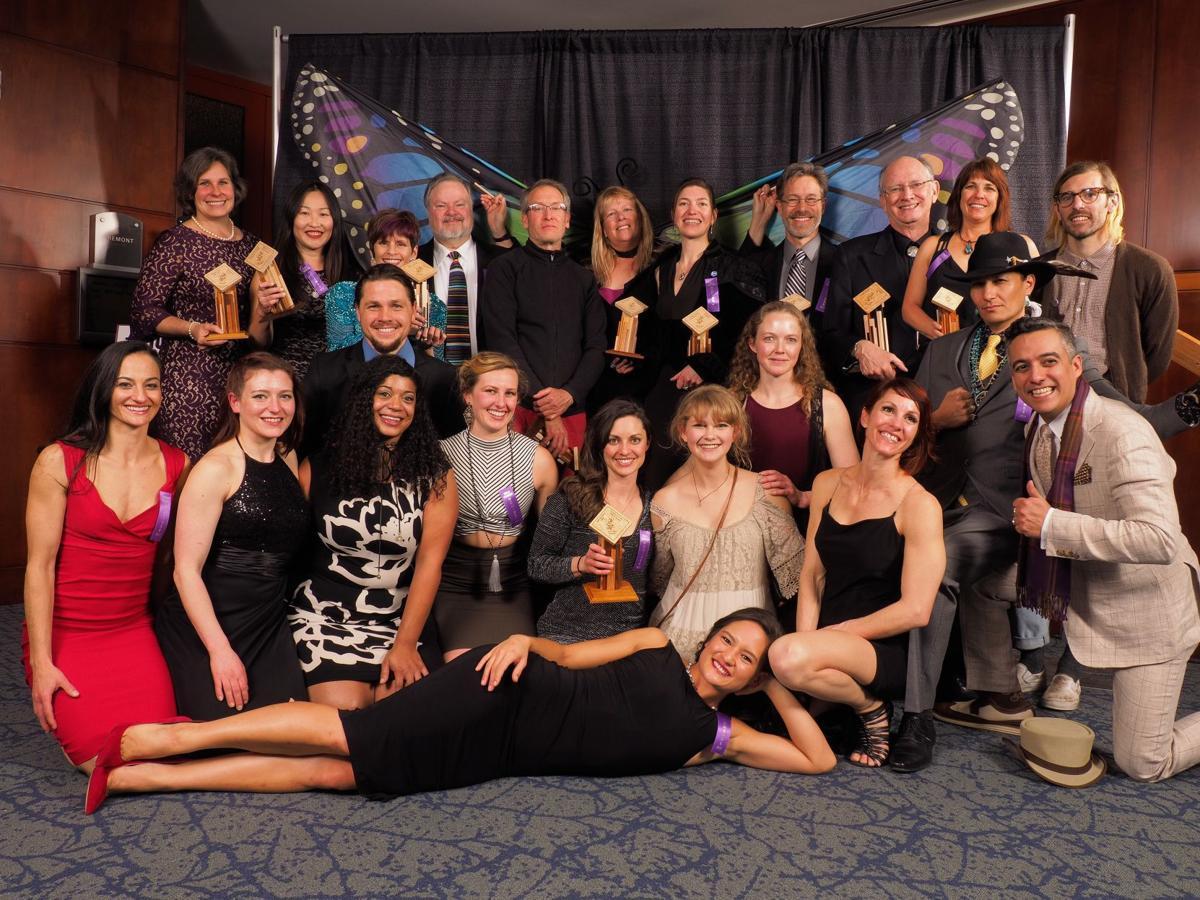 2017 Viola Award winners