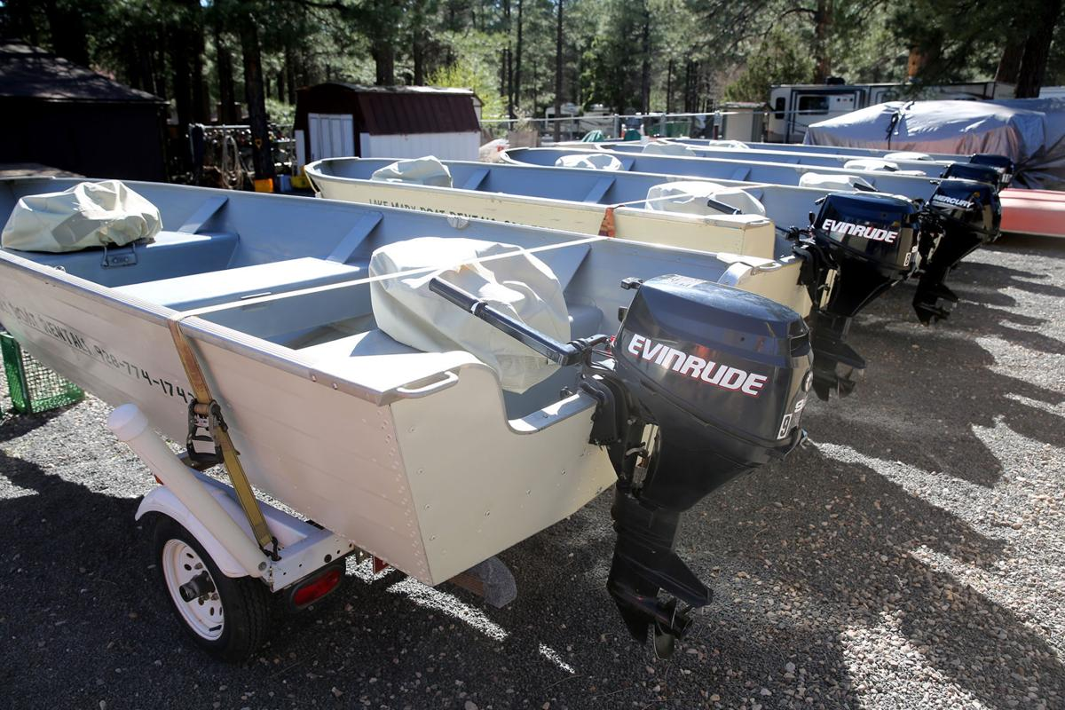 Wolf s den outboards and ethanol 15 shouldn 39 t mix guest for Fishing in flagstaff