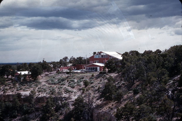 Grand Canyon Inn circa 1960