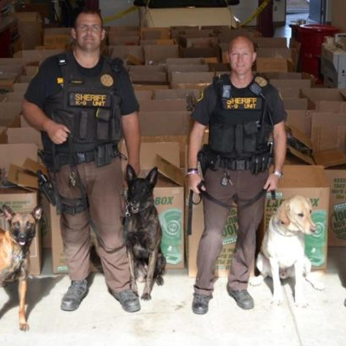 I-40 drug bust largest in Yavapai County history | Crime and
