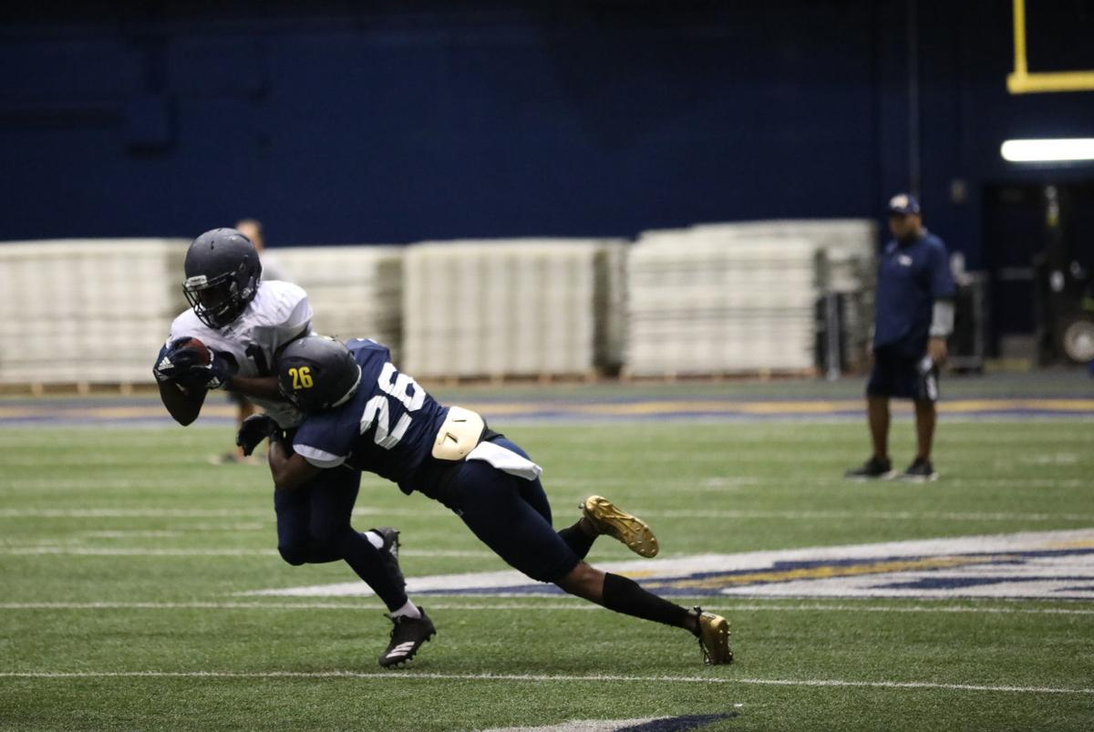 Northern Arizona University Scrimmage