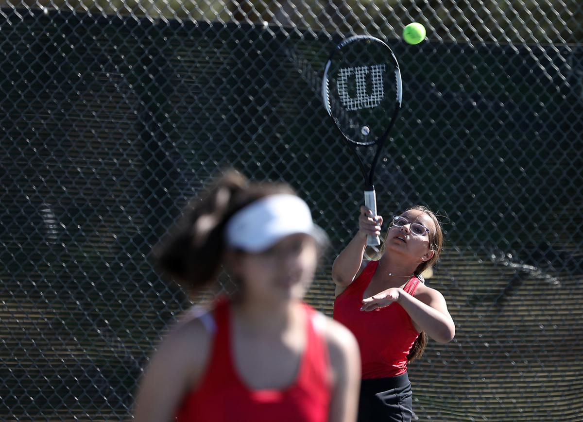 Coconino vs Flagstaff Tennis