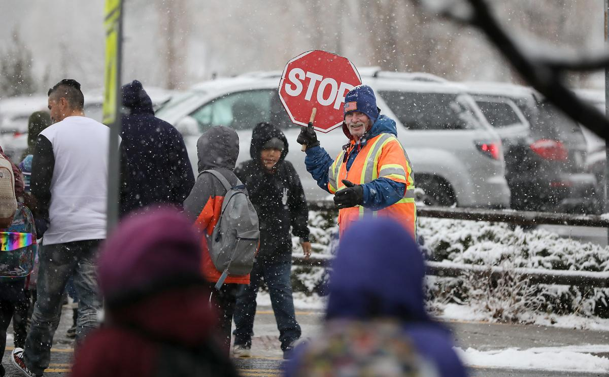 Crossing Guard of the Year Nominee