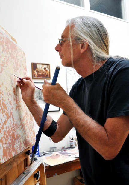 Artist Bruce Aiken Sees The World With Wonder Arts And