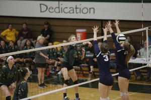 Flagstaff volleyball pushes No. 1 Cactus Shadows to 5th set in loss
