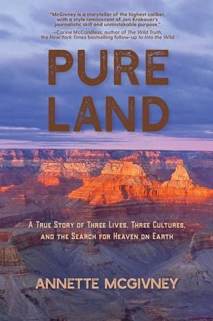 Pure Land book cover