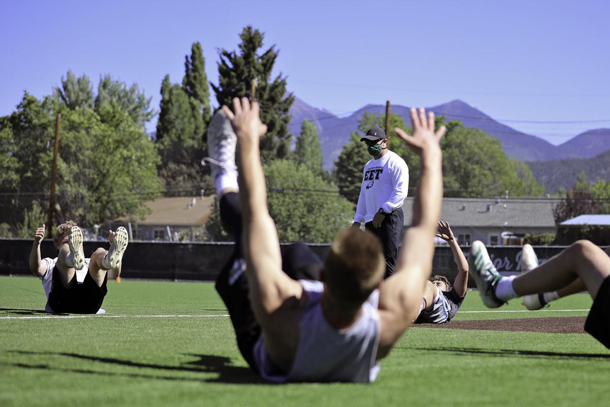 Return to Football Practice