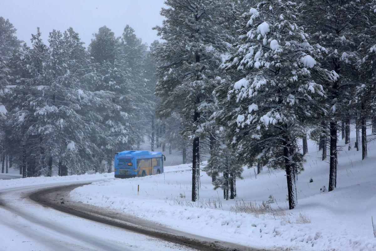 Snow Chains Make Snow No Obstacle