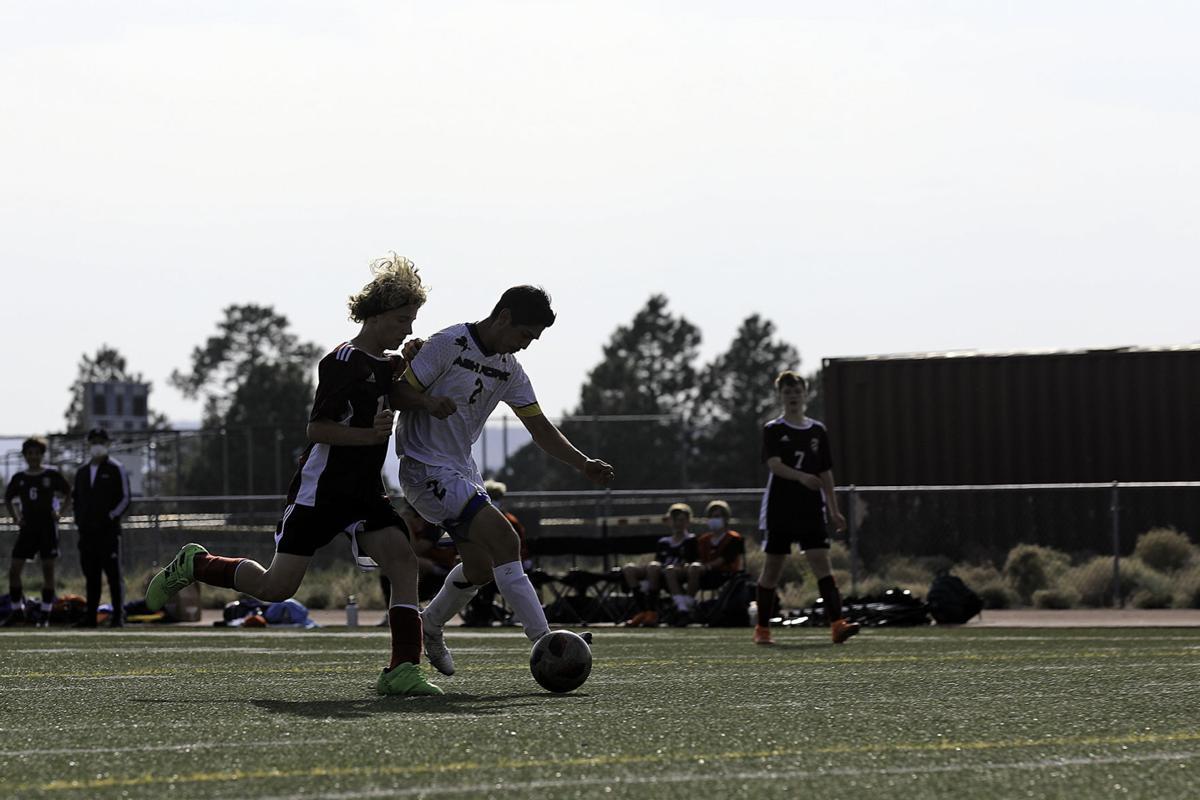 NPA Boys Soccer v Ashfork