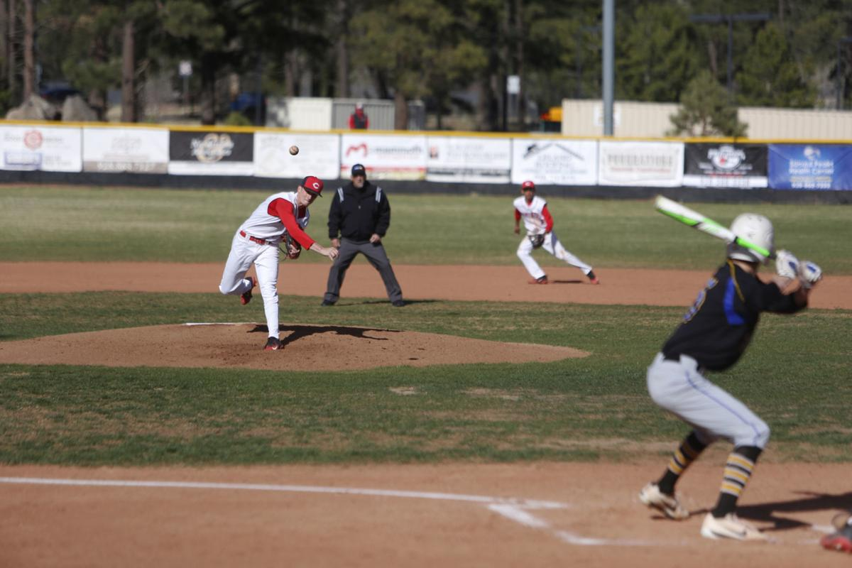 Coconino High Buckeye Union Baseball