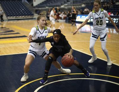 Northern Arizona Weber State Basketball