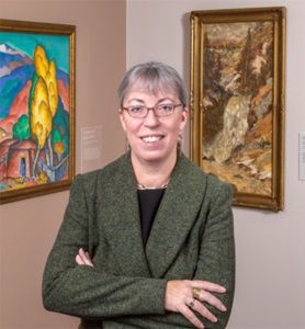 Mary Kershaw