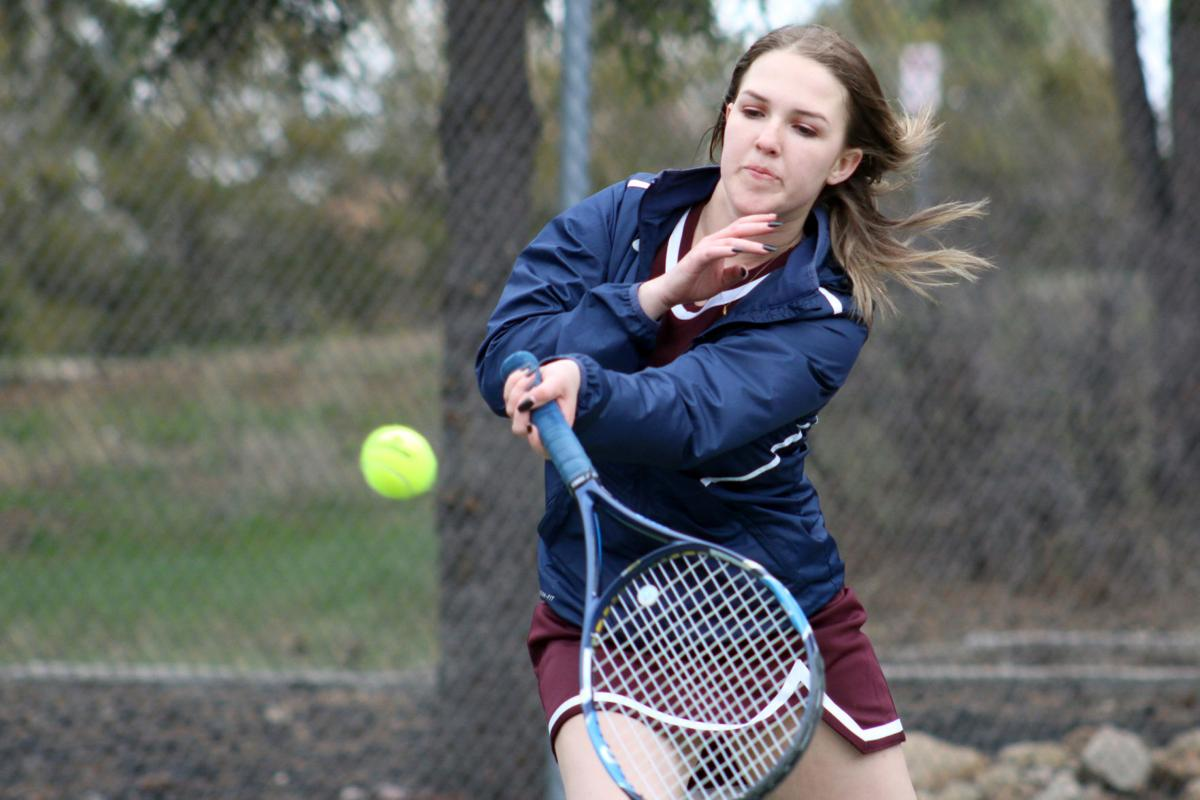 NPA Girls Tennis