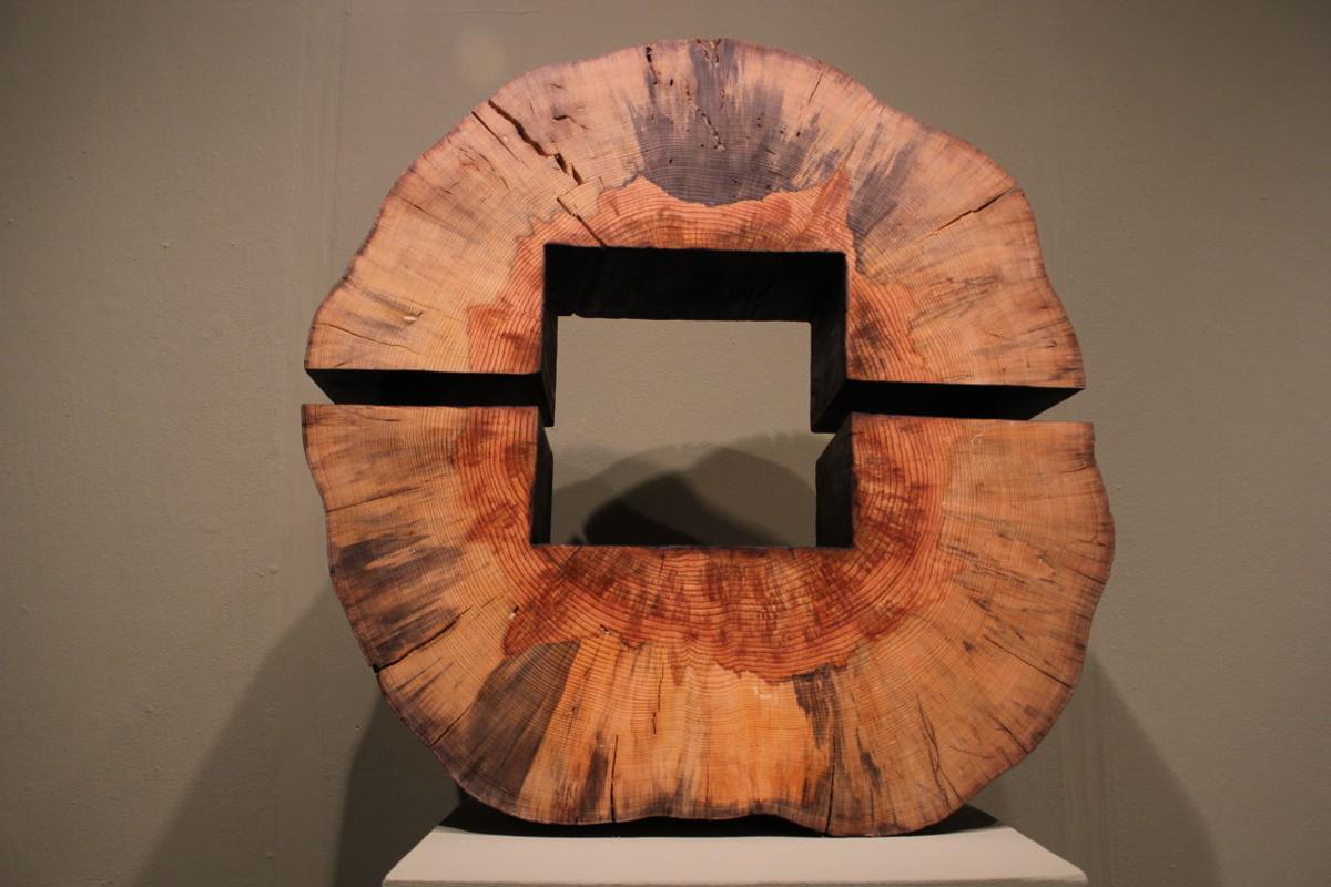 BDG sculpture