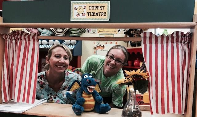 Smart Smiles Puppets