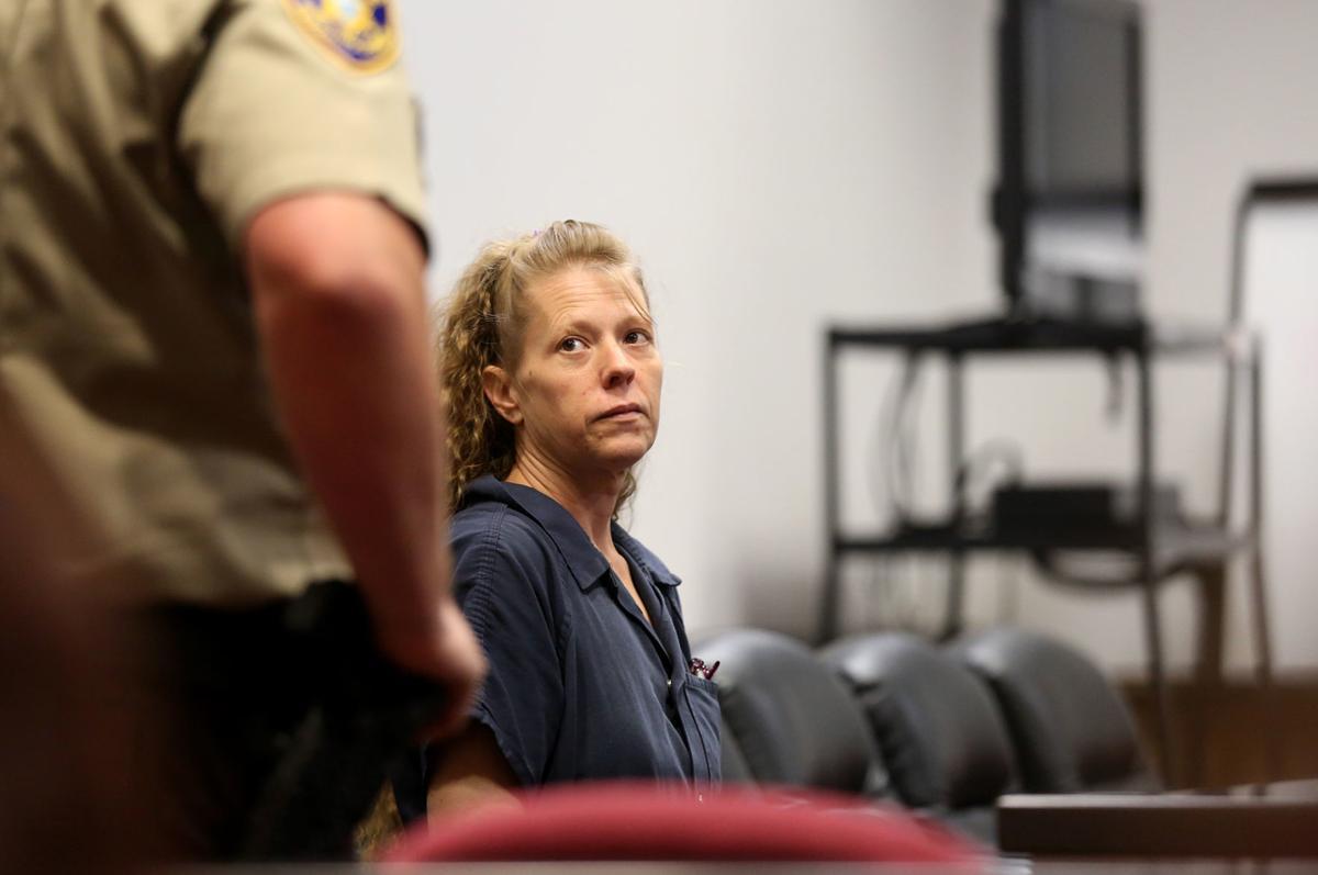 Lillian Hester Sentencing