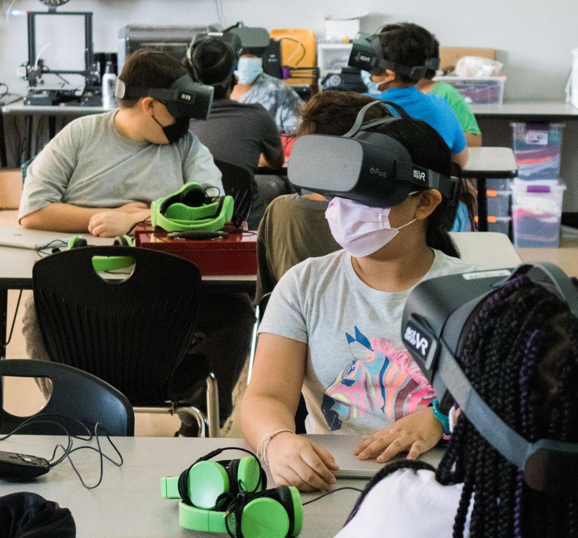 VR Field Trip