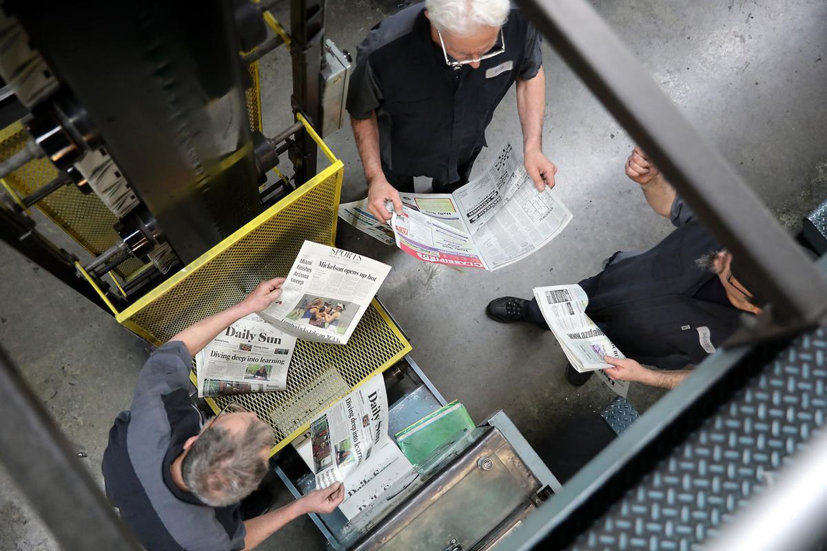 Daily Sun Press